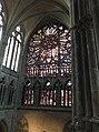 Amiens, Cathédrale (Vitraux) vue du Triforium.jpg