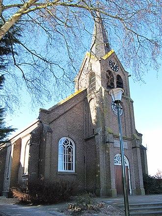 Ammerstol - Image: Ammerstol Hervormde Kerk (foto 2)