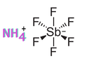 Ammonium hexafluoro-antimonate2D.png