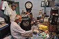 Amrit Gangar Watching Sushil Kumar Chatterjee - Kolkata 2017-03-10 0644.JPG