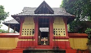 Anandavalleeshwaram Sri Mahadevar Temple