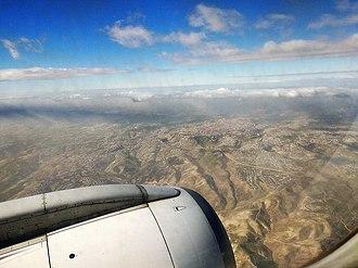 'Anata - Anata' Aerial photo