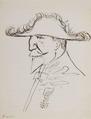 Anatole France - Caricature d'Ernest La Jeunesse.png