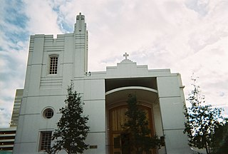 Holy Family Cathedral (Anchorage, Alaska) Church in Alaska , United States