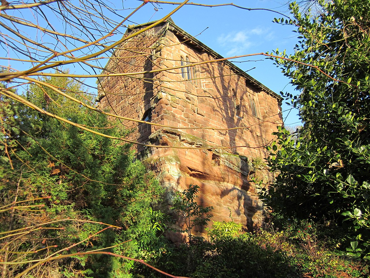 Anchorite S Cell Chester Wikipedia