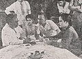Andjar Asmara providing direction on set of Kartinah, Terang Boelan Vol III No 5 (May 1941), p7.jpg