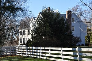 Russell House (Andover, Massachusetts) - Image: Andover MA Russell House