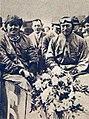 André Lagache et son mécanicien, victorieux de la Coupe Georges Boillot 1925.jpg