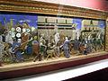 Andrea Mantegna (disegno, attr.), cassone di paola gonzaga.JPG