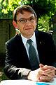 Andreas Hesse, Rechtswissenschaftler, Kammerdirektor der Klosterkammer Hannover, während der Präsentation der restaurierten Grabstätte von Ernst von Malortie auf dem Herrenhäuser Friedhof.jpg