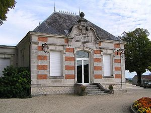 Angeac-Champagne - Town hall