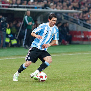 Angel Di Maria – Portugal vs. Argentina, 9th February 2011 (2).jpg