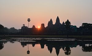 Suryavarman II - Angkor Wat built by Suryavarman II