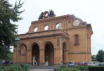 Berlin Görlitzer Bahnhof
