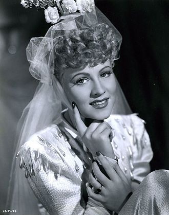 Anne Jeffreys - Jeffreys in I Married an Angel (1942)