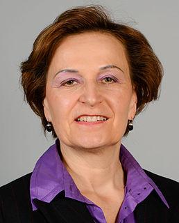 Anneli Jäätteenmäki Finnish politician
