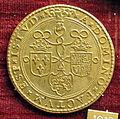 Anonimo olandese, med. di alleanza P. bassi, francia e inghilterra, 1609, oro.JPG