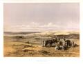 Ansicht der Stadt Gaza 1850-1851, Lithographie von Charles William Meredith van de Velde (1818-1898).png