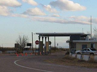 Antelope Wells Port of Entry