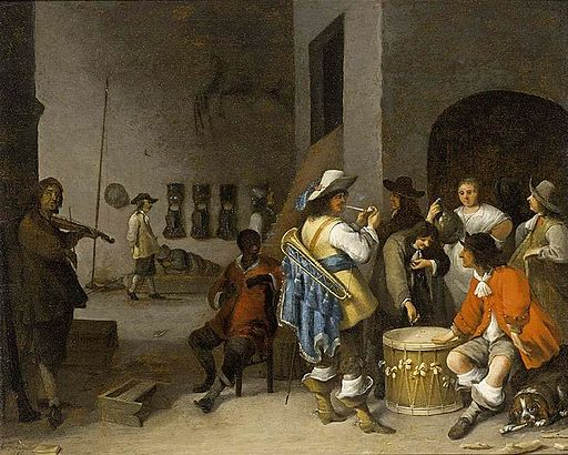 Anthonie Palamedesz. - Guardroom Scene - WGA16871