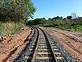 Antigo traçado da ferrovia (Ytuana) em Salto, atualmente projeto turístico Trem Republicano (em construção) - panoramio (8).jpg