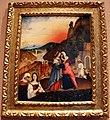 Antonio pirri, visitazione, 1480-1500 ca. (emilia) 01.JPG