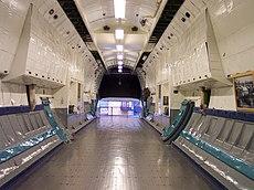 Antonow An-22 Loading bay