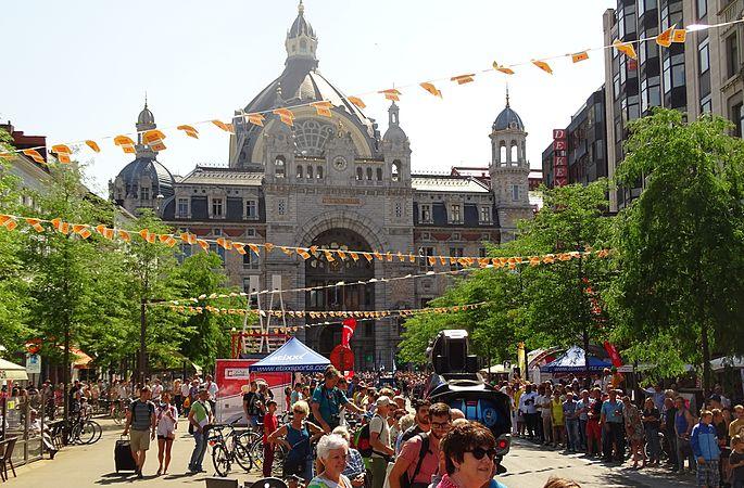 Antwerpen - Tour de France, étape 3, 6 juillet 2015, départ (012).JPG