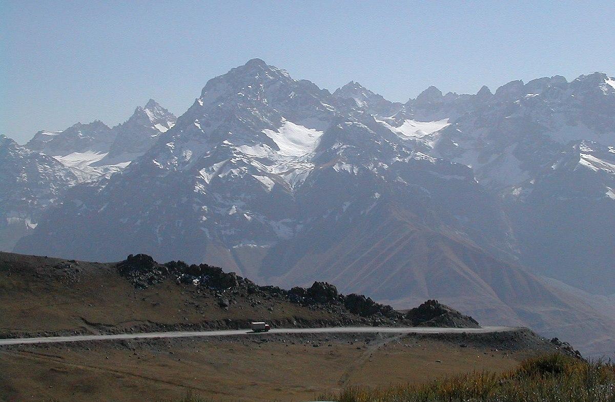 M34 Highway  Tajikistan