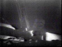 Fichier:Apollo 11 Landing - first steps on the moon.ogv