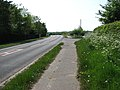 Approaching Wayford Bridge on the A149 - geograph.org.uk - 798701.jpg