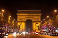 Arc de Triomphe de l'Étoile, 25 November 2011 01.jpg