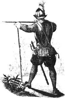 Arcabucero - Wikipedia, la enciclopedia libre