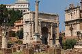 Arch Septimius Severus Column Phocas Forum Romanum Rome.jpg