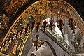 Arch in Golgotha chapel, Holy Sepulchre.jpg