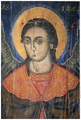 Archangel Gabriel Icon in Saint Athanasius Chuch in Bogomila.png