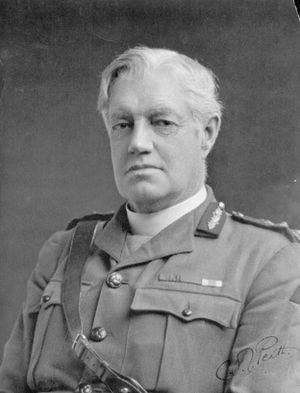 Charles Riley - Charles O L Riley Chaplain General of the Australian Military Forces (1914–1918)