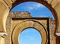Arcos en Medina Azahara, Córdoba.jpg