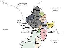 Departamento Central