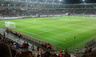 2016–17 Ekstraklasa - Image: Arena Lublin 3