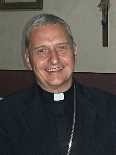 Ariel Edgardo Torrado Mosconi auxiliary bishop of Santiago del Estero