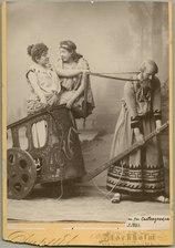 Aristoteles, Nya teatern 1886. Rollporträtt - SMV - H2 078.tif
