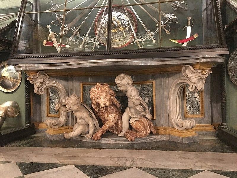 Armeria Palazzo reale Torino 3.jpg