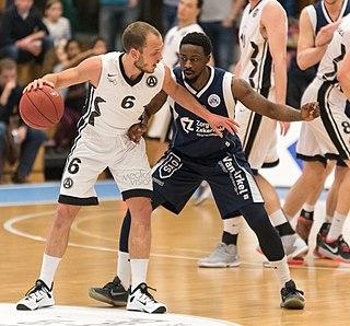 Aron Royé Dutch basketball player