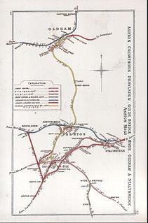 Oldham, Ashton and Guide Bridge Railway