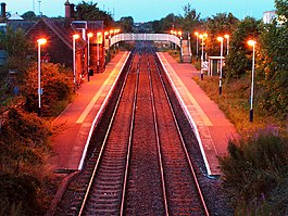 Aspatria railway station - Wikipedia, the free encyclopedia