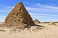 Aspelta's pyramid, Nuri, Sudan, North-east Africa.jpg