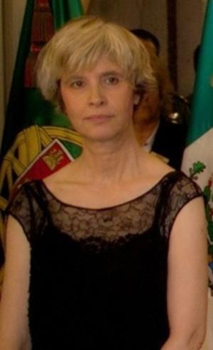 Maria da Assunção Esteves - Image: Assunção Esteves Visita de Estado do Presidente Peña Nieto a Portugal (2014)