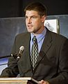 Astronaut candidate Jeremy Hansen speaks to a crowd at Johnson Space Center.jpg