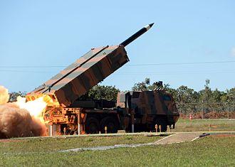 Astros II MLRS - ASTROS 2020 the Brazilian Army.